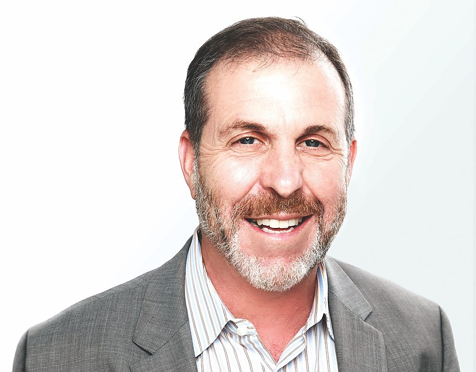 Jay Sanderson, the president and CEO of the Jewish Federation of Los Angeles