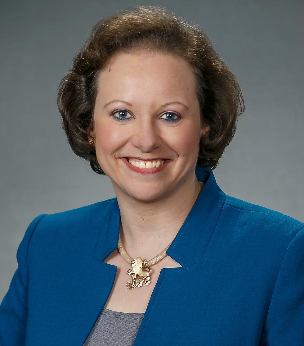 Naomi Adler, the president and CEO of the Jewish Federation of Philadelphia