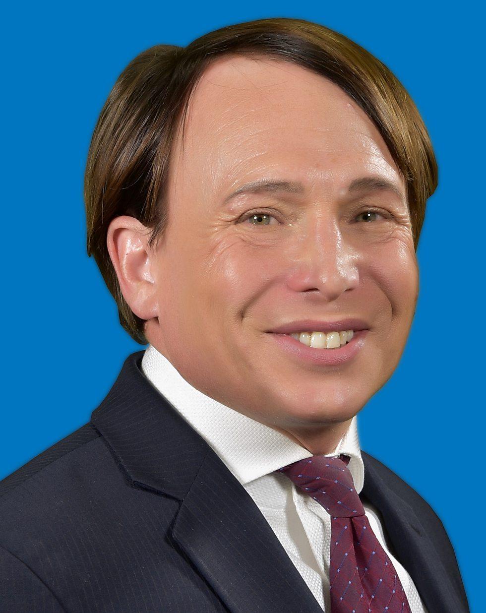 Shep Englander, the CEO of the Jewish Federation of Cincinnati