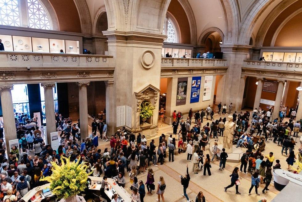 מוזיאון המטרופוליטן לאמנות בניו יורק (צילום: shutterstock)