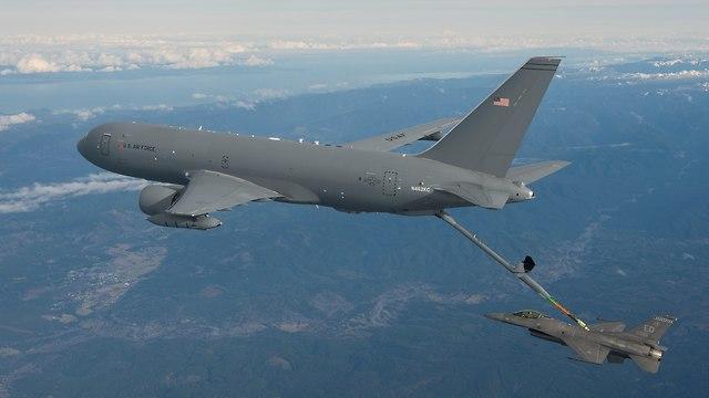 מטוס בואינג KC -46 פגסוס (צילום: בואינג )