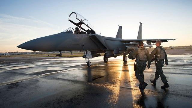 F-15 IA (Photo: Boeing)
