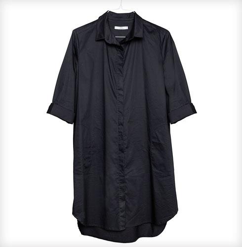 """שמלה שחורה, Co.Co. """"אני אוהבת את צפרא פרלמוטר ודליה קפוזה, שהקימו מיזם מדהים עם פריטי בייסיק איכותיים"""" (צילום: ענבל מרמרי)"""