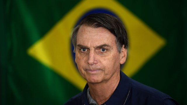 Jair Bolsonaro (Photo: AFP)