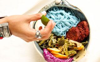 דיאטה  (צילום: ענבר חוברה)