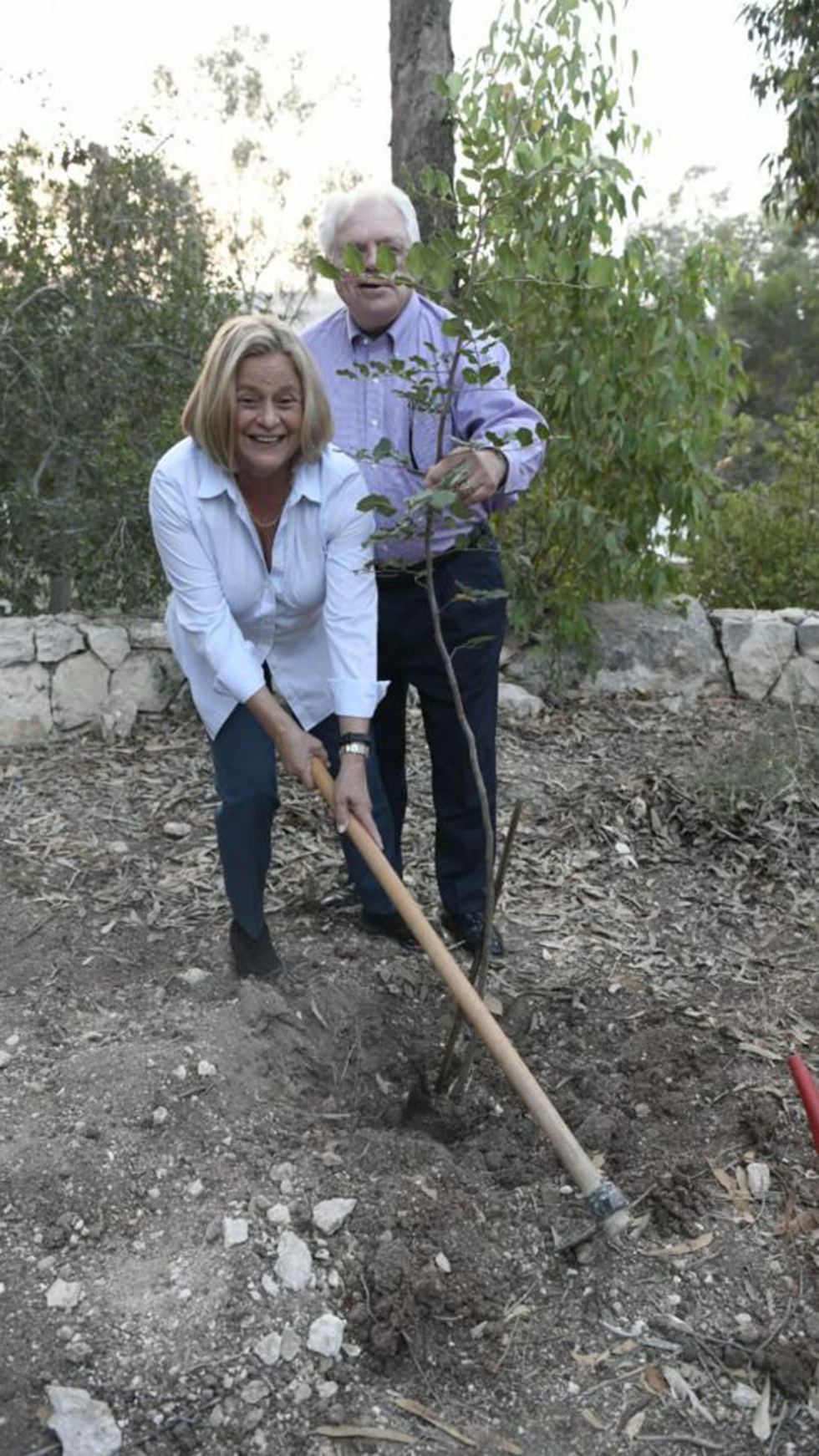 אליאנה רוס לאטינן באשתאול (צילום: אבי חיון, מערך ההסברה של קק