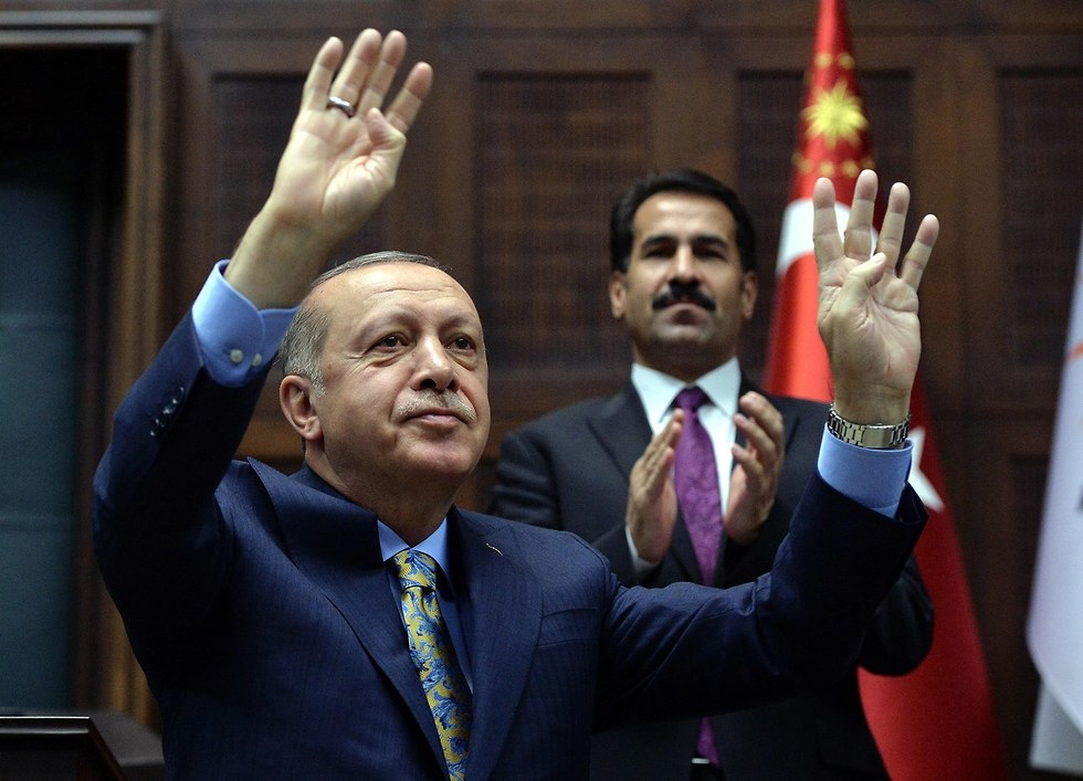 Эрдоган. Фото: ЕРА