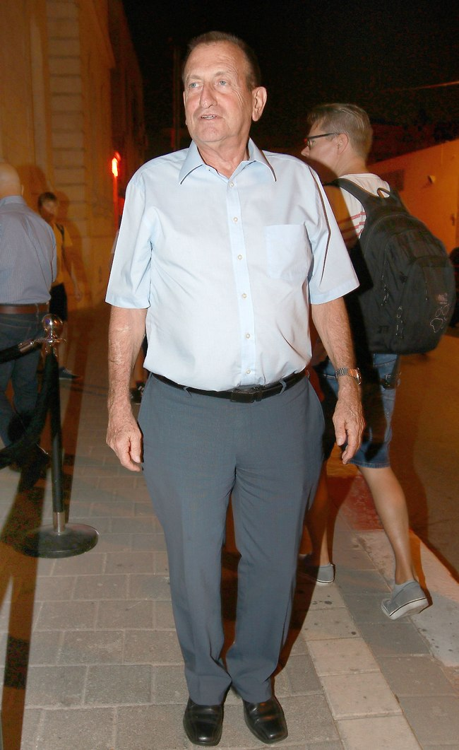 כיוונת שעון לבוקר הבחירות? ראש עיריית תל אביב-יפו רון חולדאי (צילום: ענת מוסברג)