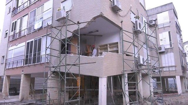 בניין תמ