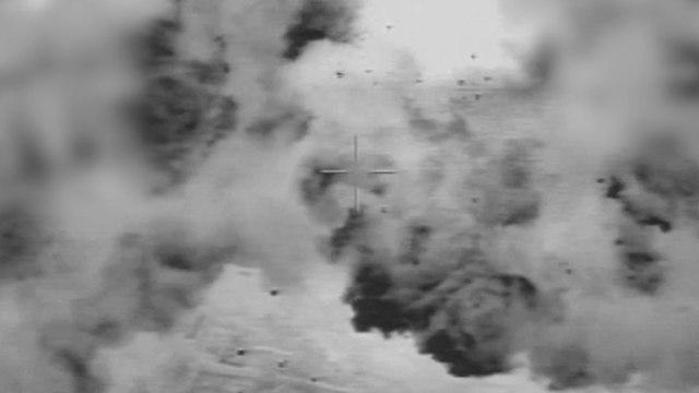 רצועת עזה תקיפה תקיפות חיל האוויר יעדי חמאס תגובה לירי רקטה (צילום: דובר צה
