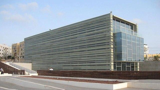 Центр мира имени Переса в Яффо. Фото: пресс-служба