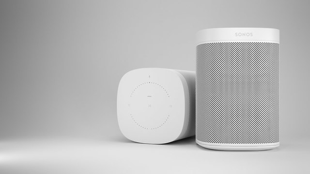 Sonos One (צילום: shutterstock)