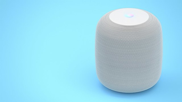 Apple HomePod  (צילום: shutterstock)