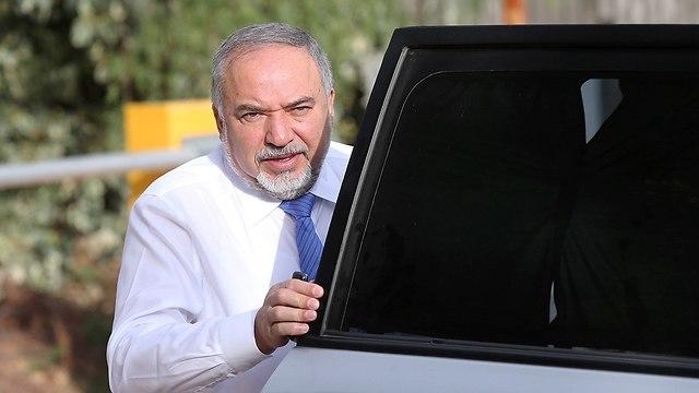 Avigdor Lieberman, who formulated new IDF draft bill (Photo: Alex Kolomoisky)
