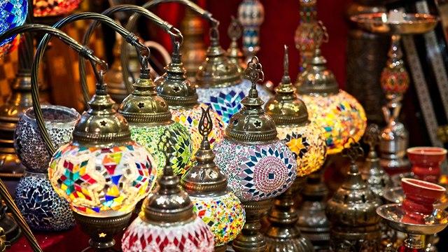 עומאן שוק מוסקאט (צילום: shutterstock)