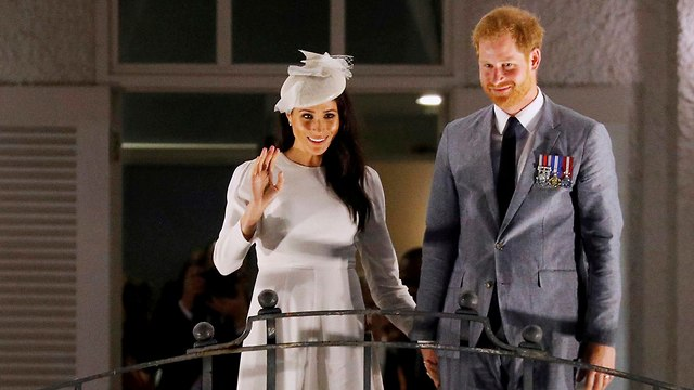 Принц Гарри и Меган. Фото: AP (архив)
