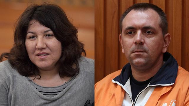 רומן זדורוב ואשתו אולגה זדורוב (צילום: אוהד צויגנברג, גיל יוחנן)