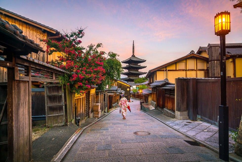 Киото, Япония. Фото: shutterstock