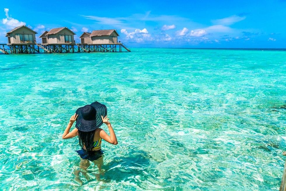 האיים המלדיביים (צילום: shutterstock)