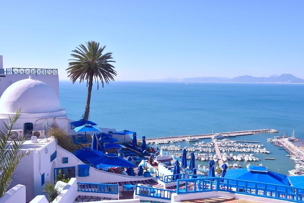 סידי בו סעיד, תוניסיה (צילום: shutterstock)