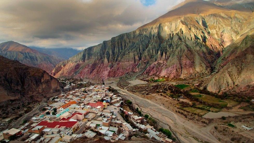 Сальта, Аргентина. Первое место в списке. Фото: shutterstock