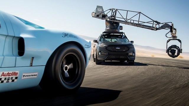 פורד אדג' ST רכב צילום ()