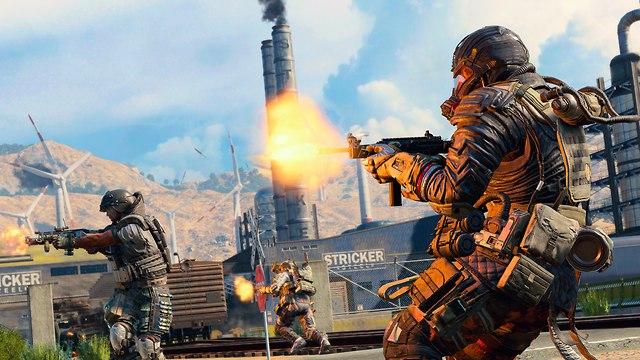 Call of Duty (מתוך המשחק)