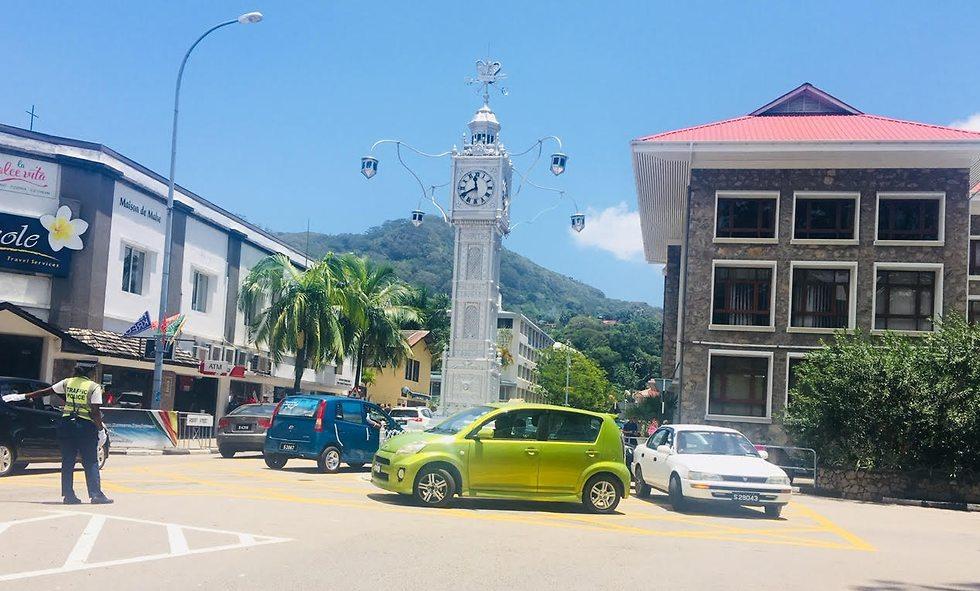 מרכז העיר הבירה ויקטוריה ()