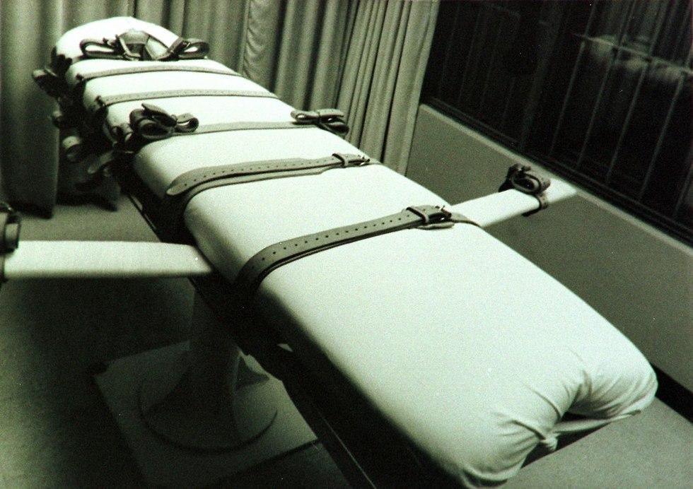 אילוס אילוסטרציה עונש מוות (צילום: AFP)
