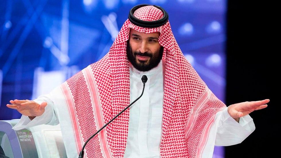 מוחמד בן סלמאן (צילום: AP)
