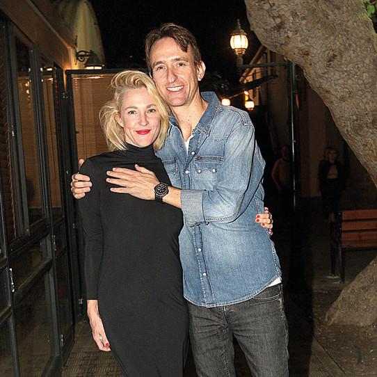 עם בעלה, ערן פפר   צילום: ענת מוסברג