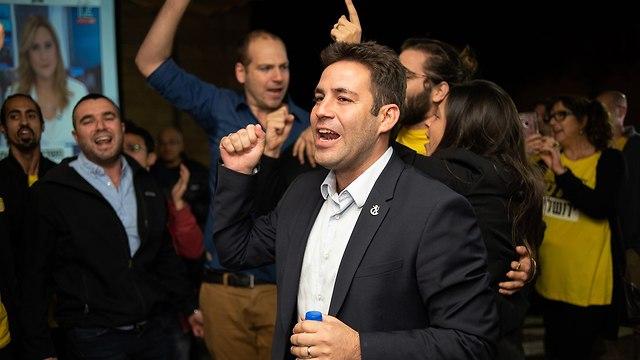 עופר ברקוביץ'  (צילום: יואב דודקביץ)