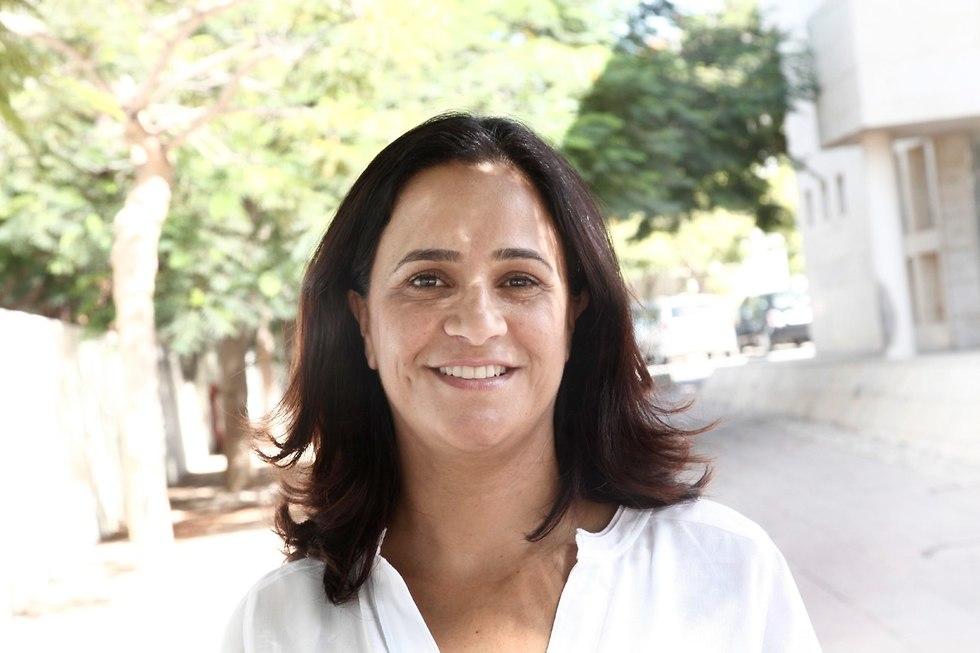 ליאת שוחט ראש עיריית אור יהודה (צילום: ריאן  )