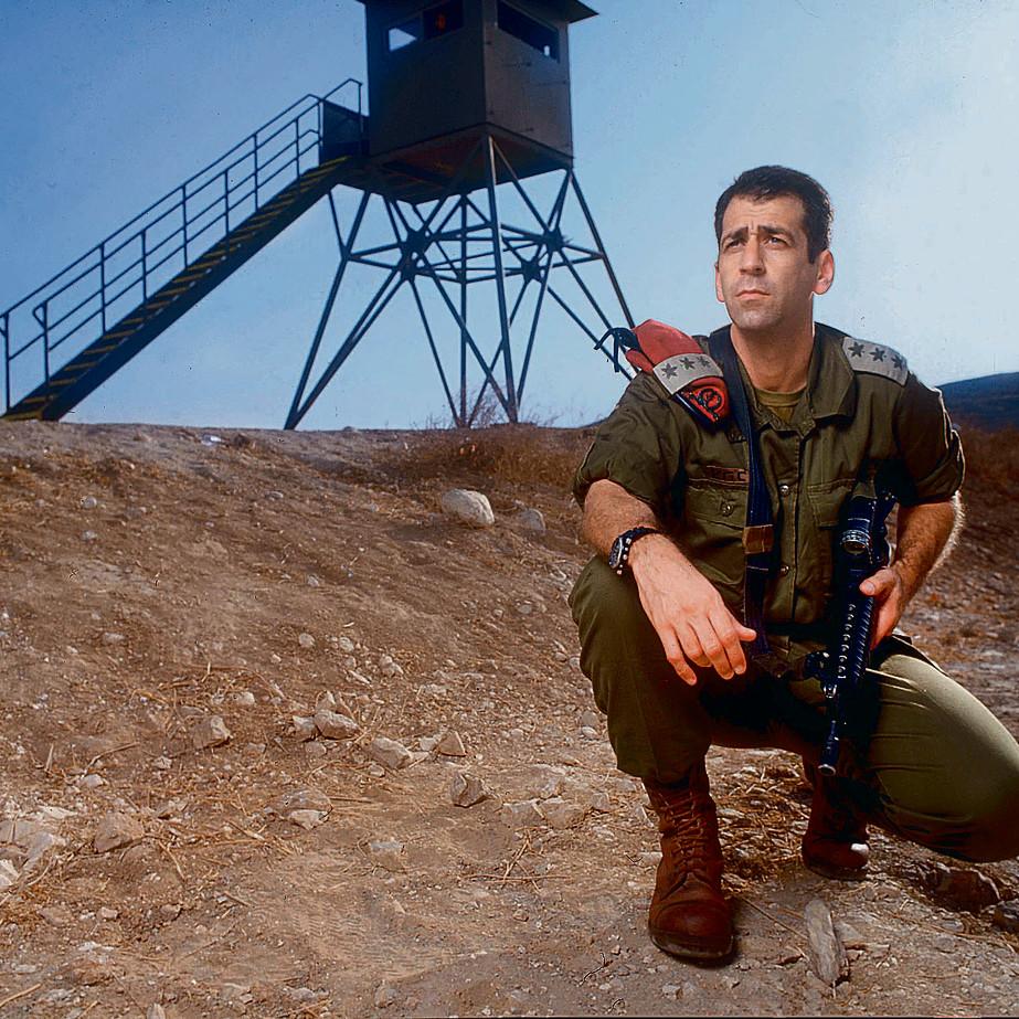 """2003. כוכבי כאל""""מ במבצע חומת מגן"""