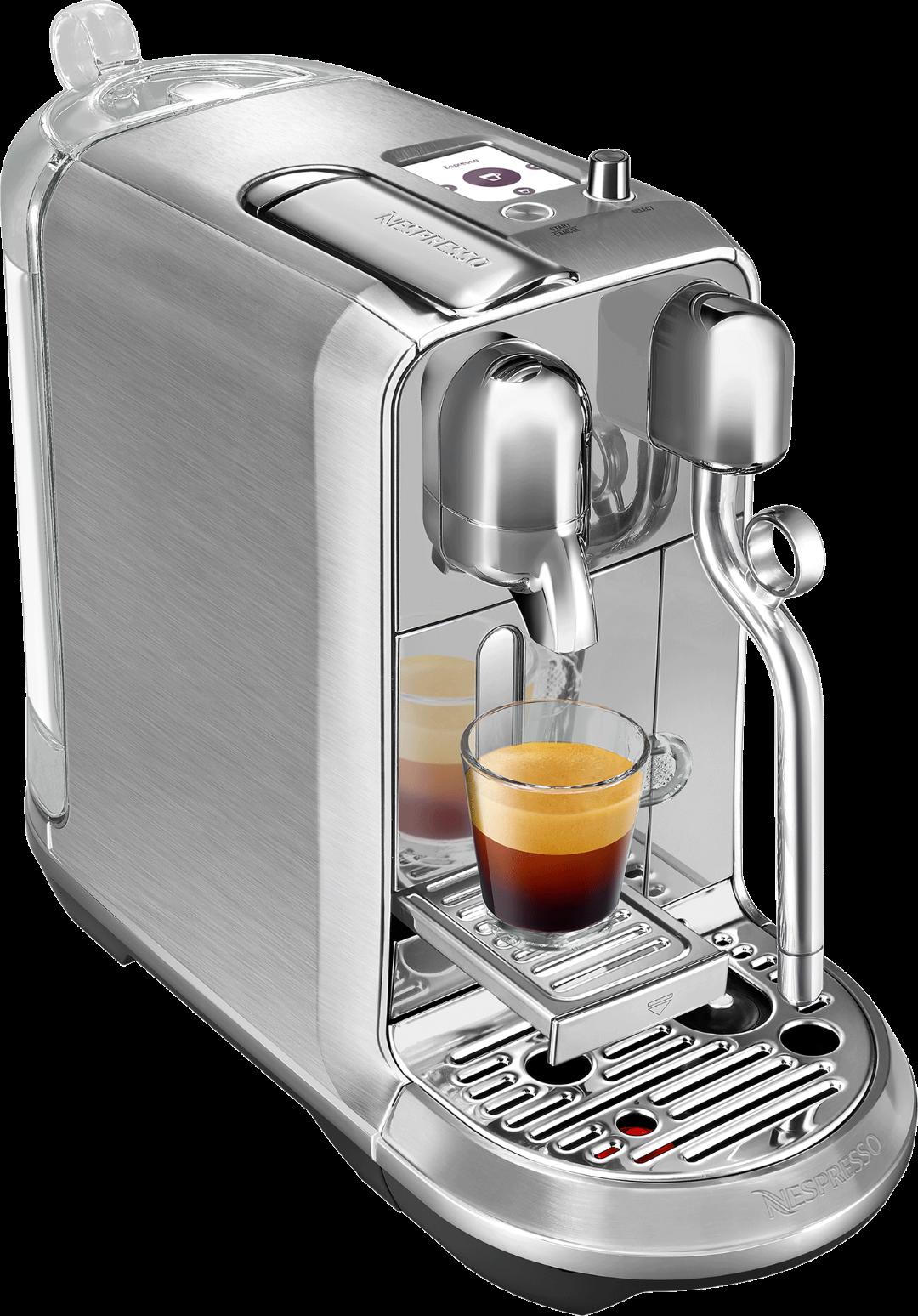 מכונת קפה נספרסו Creatista Plus (צילום: יחצ חול)