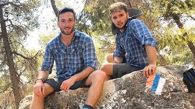 Alon Adler and Omri Lev (Photo: Alon Adler, Omri Lev)