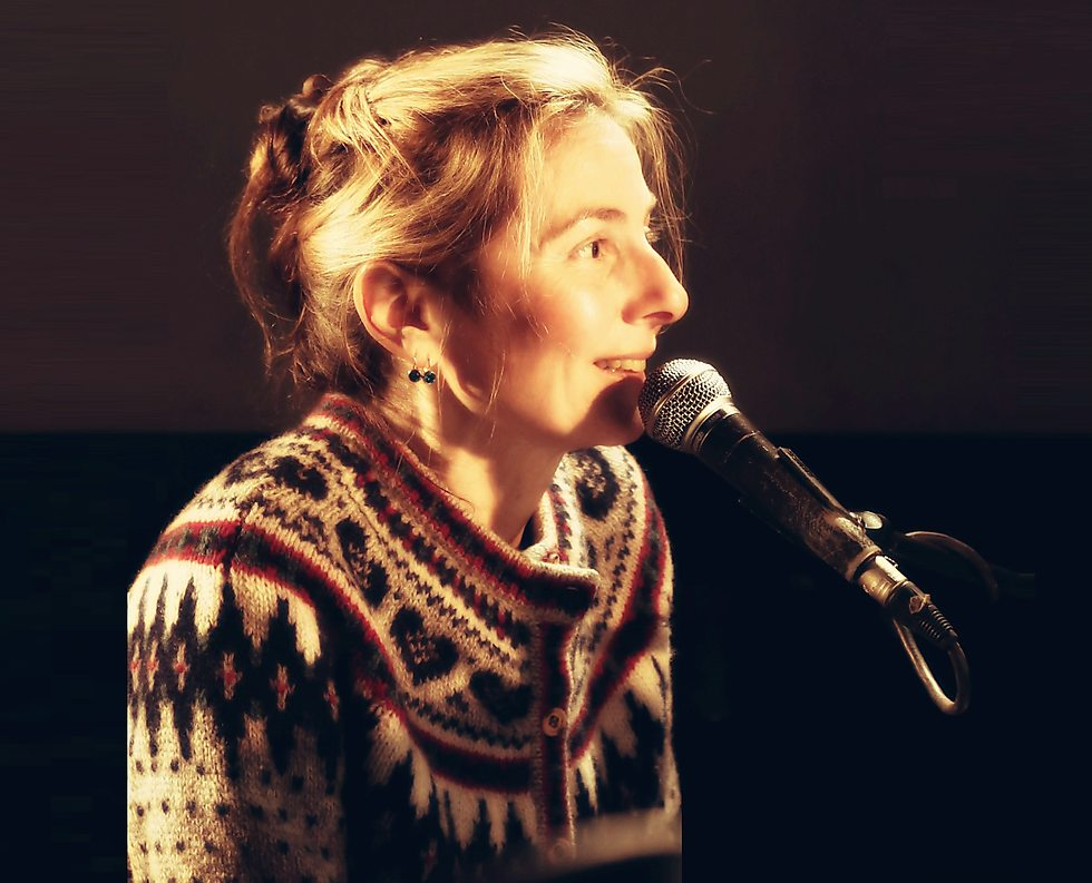 הדרה לוין ארדי (צילום: הילה עוז)