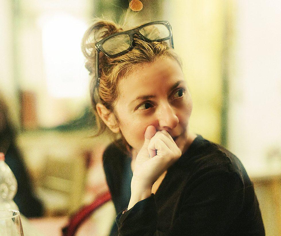 הדרה לוין ארדי (צילום: יעל שלח)