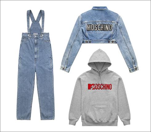 ז'קט ג'ינס קצר לנשים, 699 שקל; סווטשירט, 299 שקל; אוברול ג'ינס לגברים, 599 שקל (צילום: הנס מוריץ)