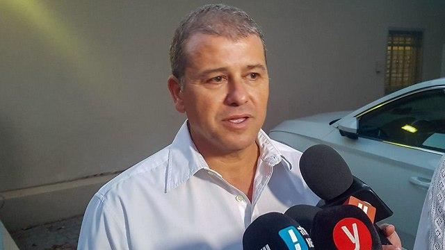 Moshe Edri, the newly appointed police commissioner, this weekend (Photo: Yariv Katz)