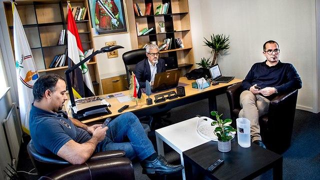 Встреча иранской оппозиции в Дании. Фото: ЕРА