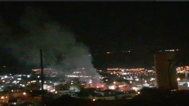 מועצה מקומית טובא זנגריה מהומות שריפה הצתה בחירות מגזר ערבי ()