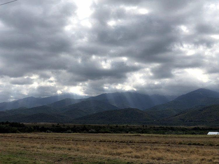 הדרך לטראנספגרשן (צילום: אמיר סולומון)