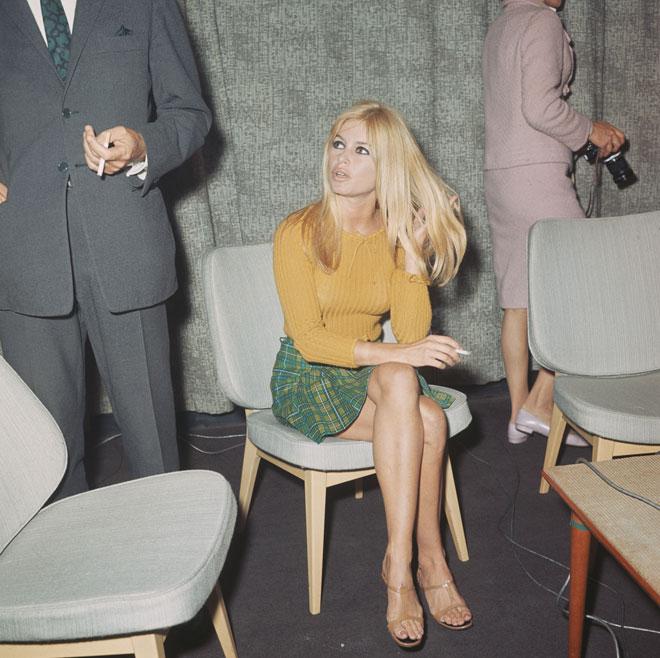 65 שנה למופע הבכורה של בריז'יט בארדו בביקיני. לחצו על התמונה לכתבה המלאה (צילום: Hulton Archive/GettyimagesIL)
