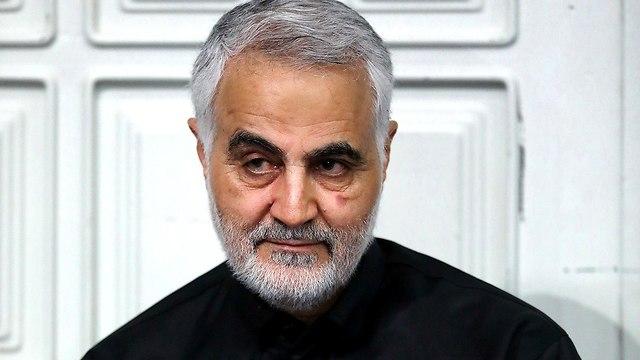קאסם סולימאני (צילום: MCT)