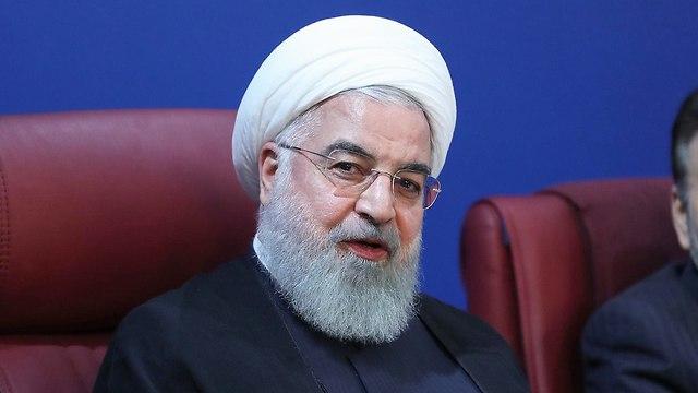 Iranian President Hassan Rouhani (Photo: AFP)