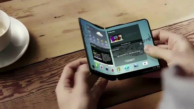 Galaxy X (צילום מסך)