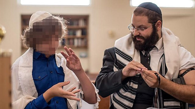 הרב יהושע סודקוף (צילום: קלייר קסידי)