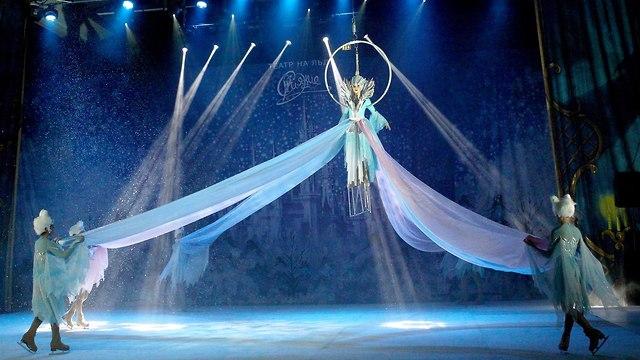 מלכת השלג (צילום: אנדריי סמירנוב )
