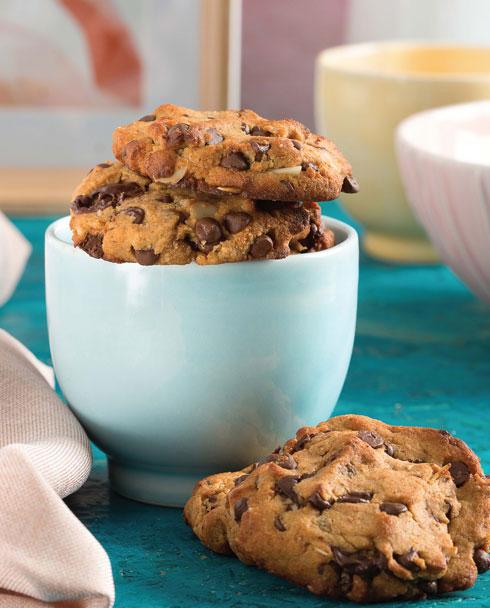עוגיות שוקולד צ'יפס (צילום וסטיילינג: שושי סירקיס)